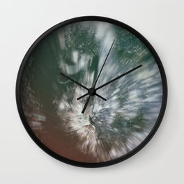Sweet Frugality Ghost 1 Wall Clock
