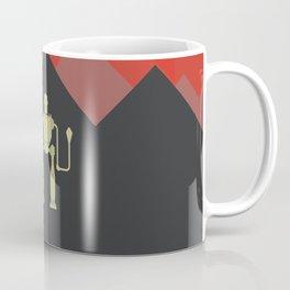 The Iron Giant, classic cartoon, minimal movie poster Coffee Mug