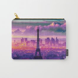 Beautiful Paris Carry-All Pouch