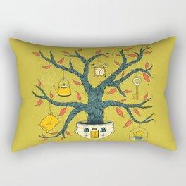 Dulce, hogar dulce Rectangular Pillow