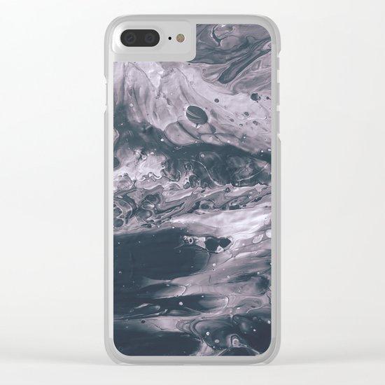 Por Siempre Clear iPhone Case