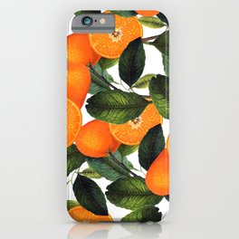 The Forbidden Orange #society6 #decor #buyart iPhone Case