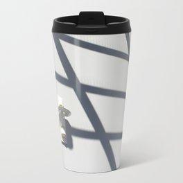 Light And Shadows Travel Mug