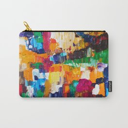 Life In Color Carry-All Pouch