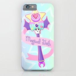 Magical Goth iPhone Case