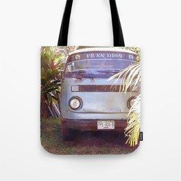 You Gotta Have Faith Tote Bag