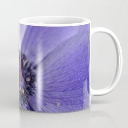 Blue Crown Anemone Coffee Mug