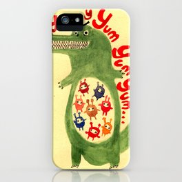 yummy iPhone Case