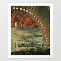 The New Church Art Print