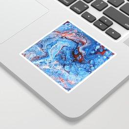 Patriotic 6.3 Sticker