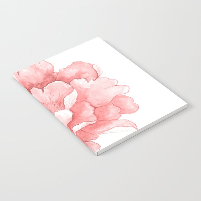 Beautiful Flower Art 21 Notebook