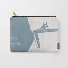 stephen hawking movie Carry-All Pouch