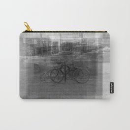 Toronto Bike Ring Overlay Carry-All Pouch
