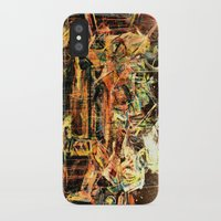 nirvana iPhone & iPod Cases featuring Nirvana by 2700art