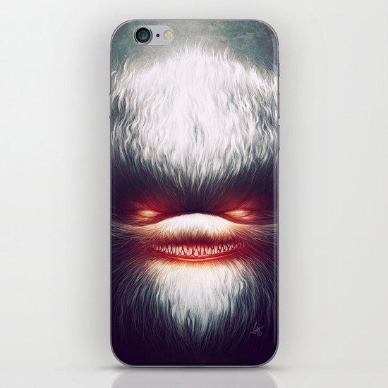 Furry Smile iPhone Skin