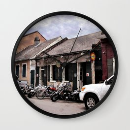 The Dungeon (New Orleans) Wall Clock