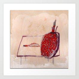 Her (5/36) Art Print