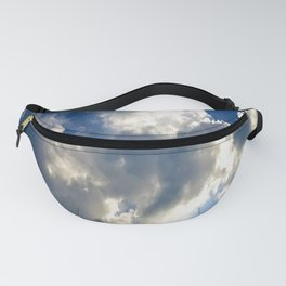 Cloud Formation Fanny Pack