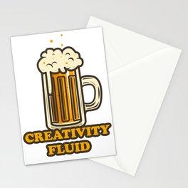 Creativity Fluid Stationery Cards