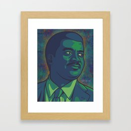 Dr. Neil deGrasse Tyson Framed Art Print