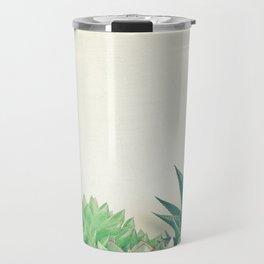 Succulent Forest Travel Mug
