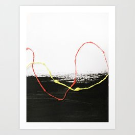 Abstract 62 Art Print