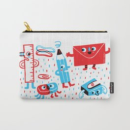Stationery friends Carry-All Pouch