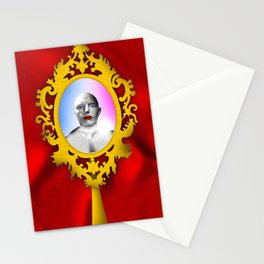'Mirror mirror' Stationery Cards