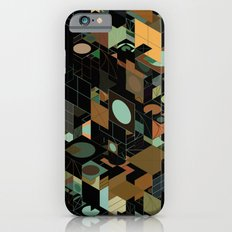 Panelscape: colours from KARMA CHAMELEON 3 Slim Case iPhone 6s
