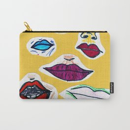 oral fixation Carry-All Pouch