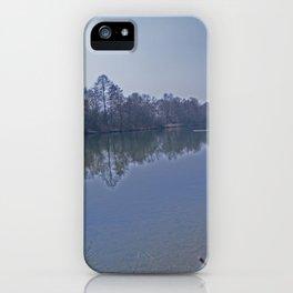 natural lake iPhone Case