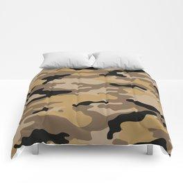 CAMO Comforters
