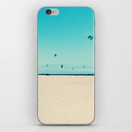 KITE SURFING iPhone Skin