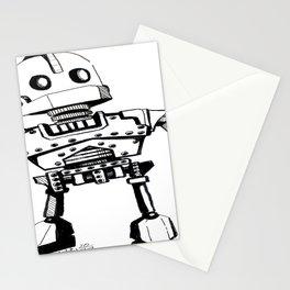 """Baby-IRONGIANT"" Stationery Cards"