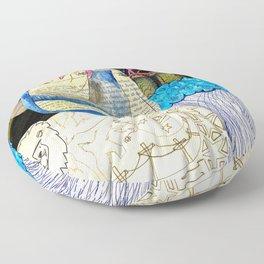 Collage 40 Floor Pillow