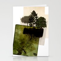 island Stationery Cards featuring ISLAND by oppositevision
