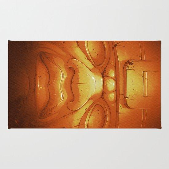 Olmeca II. (Gold) Rug