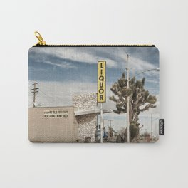 Liquor Store Yucca Valley Carry-All Pouch