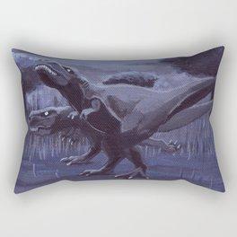 Hunting Party Rectangular Pillow