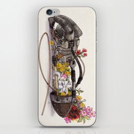 THE GARDEN THAT YOU PLANTED iPhone Skin