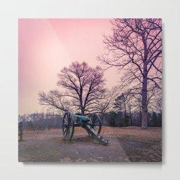 Spotsylvania National Military Park Virginia Civil War Battlefield Battleground Metal Print