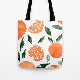 Summer oranges Tote Bag