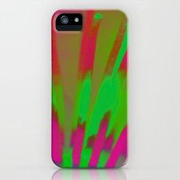 Makro Flower iPhone Case