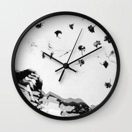 2020 Fall/Winter 06 White Wall Clock