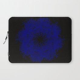 Bioluminescence Mandala 11 Laptop Sleeve