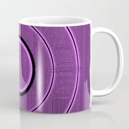 purple frequency Coffee Mug