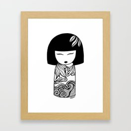 Koiko Framed Art Print