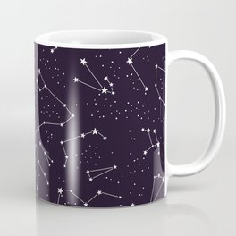 constellations pattern Coffee Mug