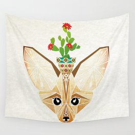 fennec fox Wall Tapestry