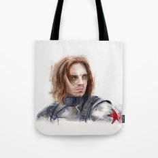 Who the hell is Bucky Tote Bag